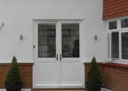Hardwood Doors Installed in Bromley