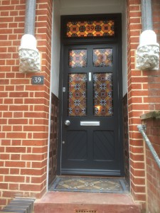 Hardwood doors by Joinery for All Seasons - Project completed in Kent