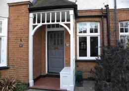 Bespoke hardwood Windows, Claygate, Surrey