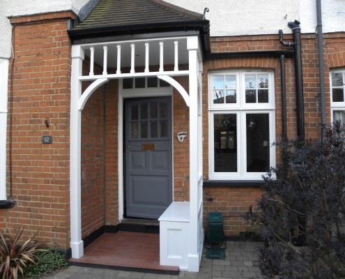 Bespoke hardwood Windows, Claygate, Surrey