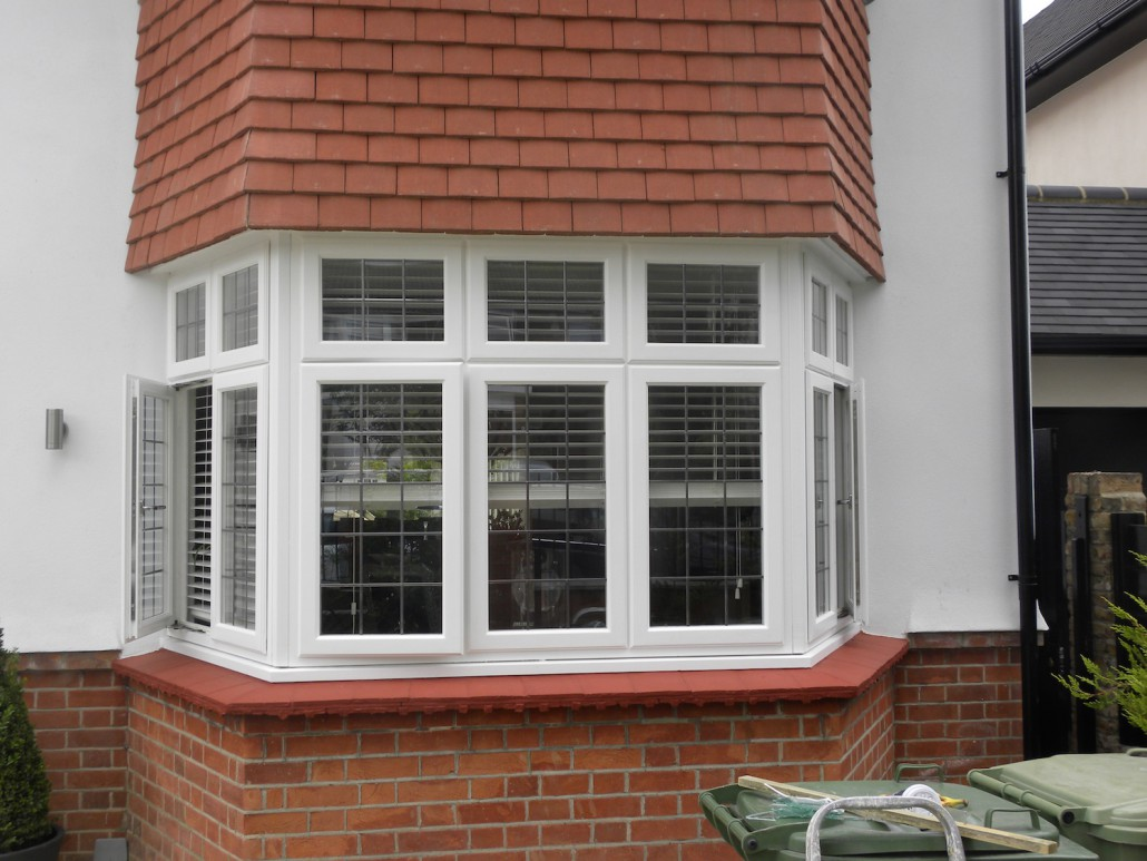New windows, installed in Bromley 3