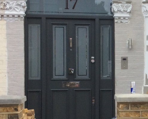 Hardwood Doors South West London