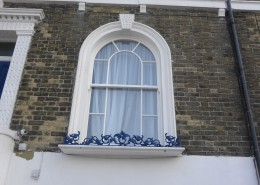 Hardwood windows Installed in Sheerness, Kent