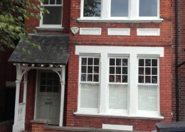 Sliding Sash Windows, West London