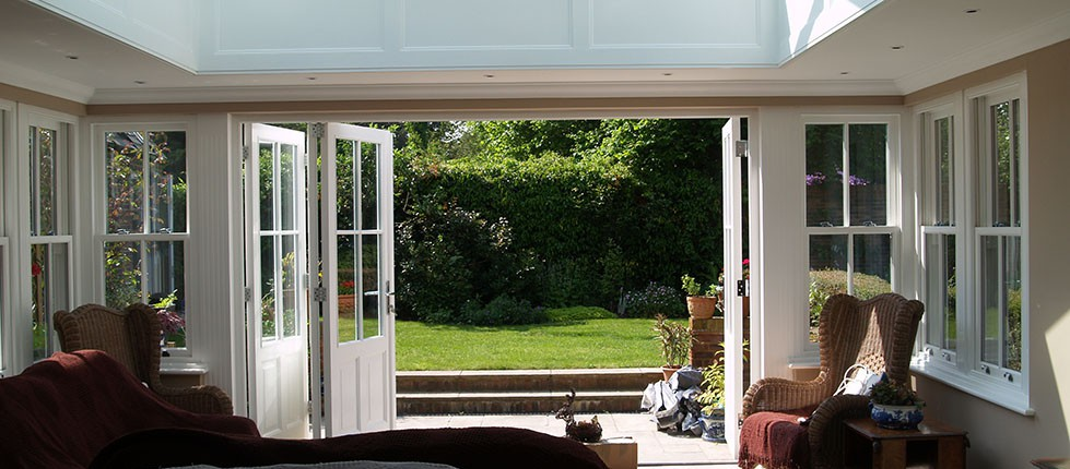 Bi Folding Doors By Joinery For All Seasons