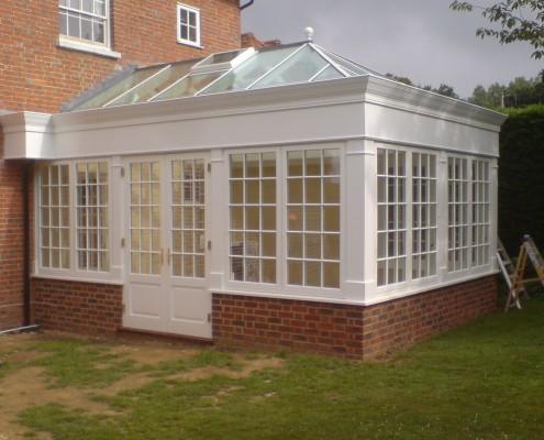 orangery-installation-sevenoaks-kent