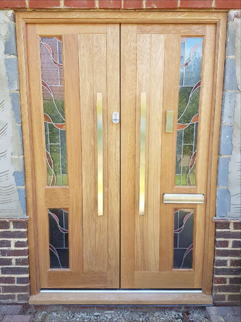 Bespoke Hardwood Doors in Canterbury & Bespoke Hardwood Doors in Canterbury | Joinery For All Seaons