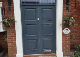 Sittingbourne bespoke door