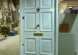 Hardwood Frontdoor
