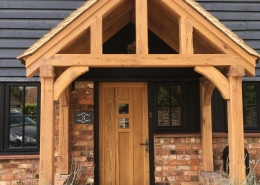 Kent-Oak-Door