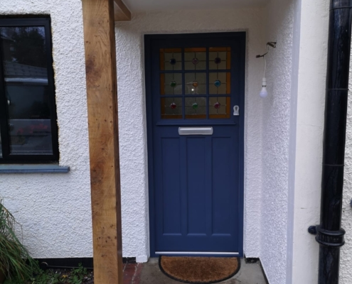 front-entrance-door-leatherhead-surrey