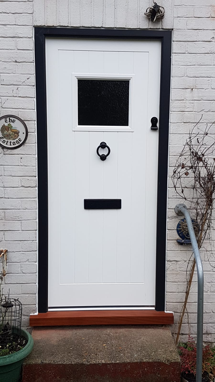 front entrance door west malling kent