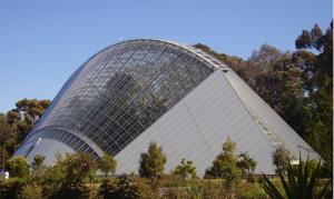 Bicentennial Conservatory design