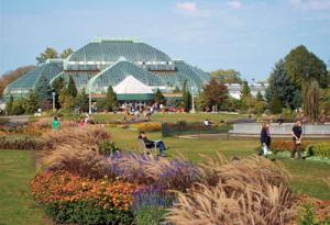 Garfield Park Conservatory design
