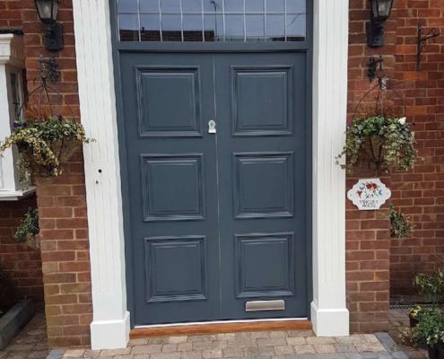 Sittingbourne bespoke door