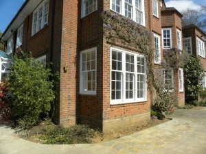 Hardwood windows conservatories and doors installation bromley
