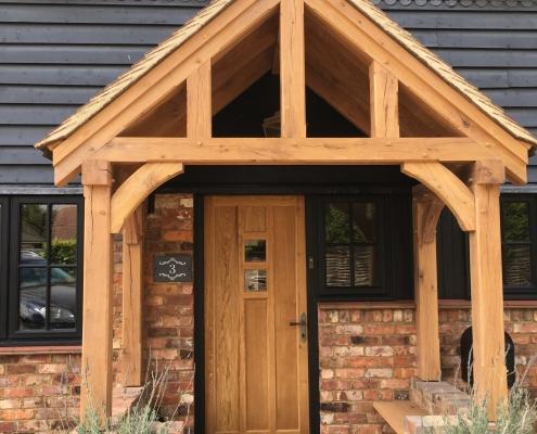 Kent-Oak-Door
