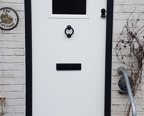 front entrance door west malling kent