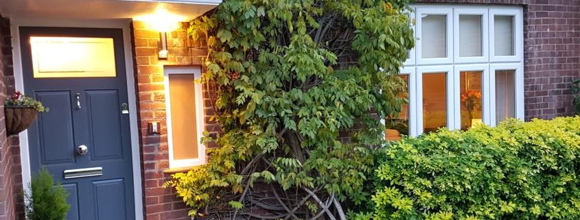 hardwood door and window kent