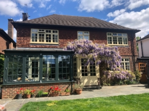complete hardwood conservatory in kent