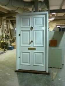 front entrance doors kent