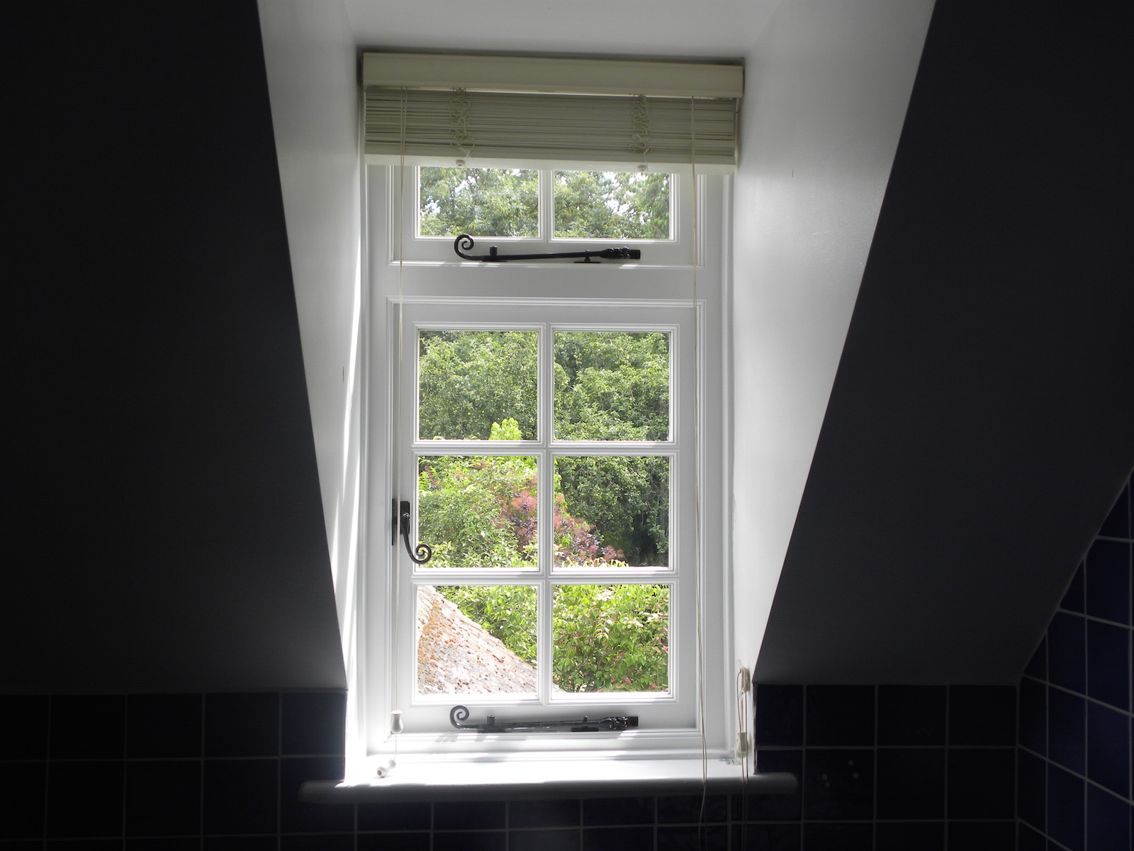 casement windows london